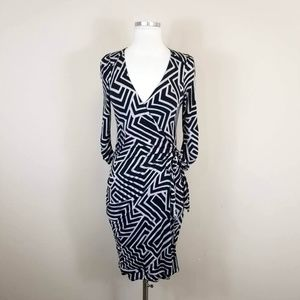 Vanessa Virginia Lena Wrap Dress